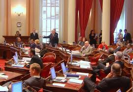 California Senate Image