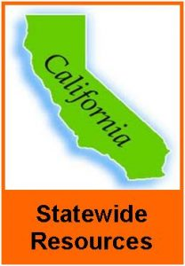 California Map with Text Image