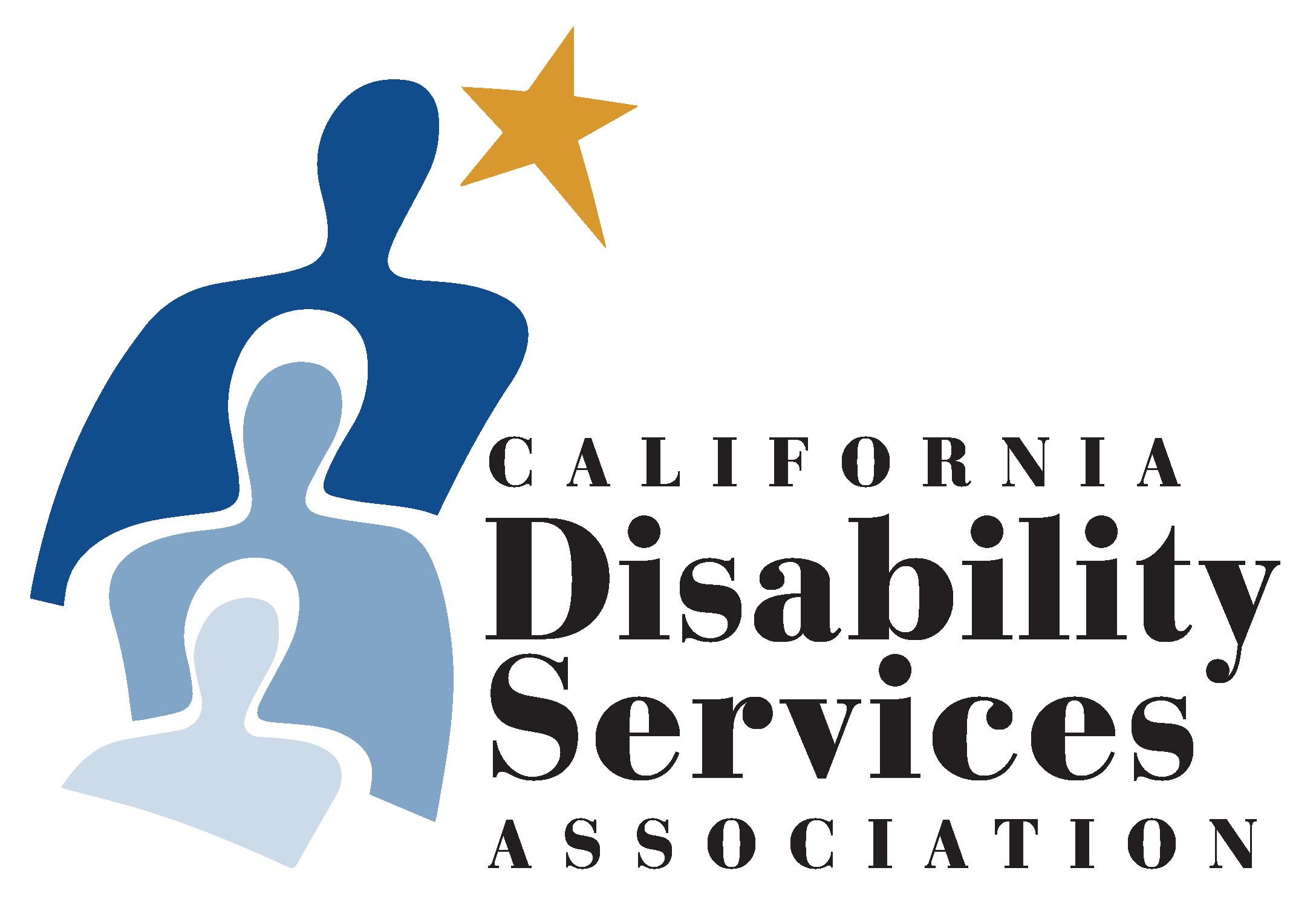 California Disability Services Association Logo.
