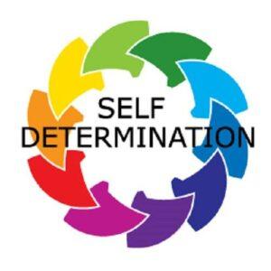 Self-Determination Logo